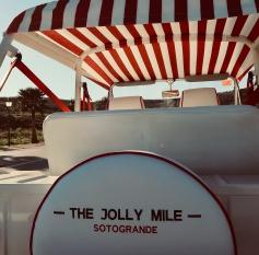 The Jolly Mile Mini Moke Hire Experience