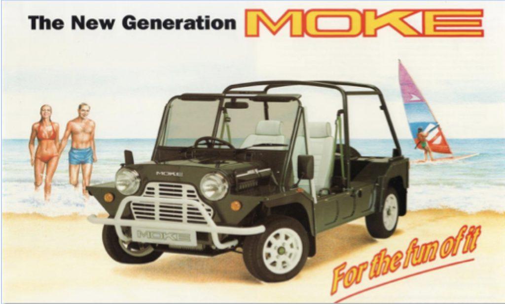 History Of the Mini-Moke