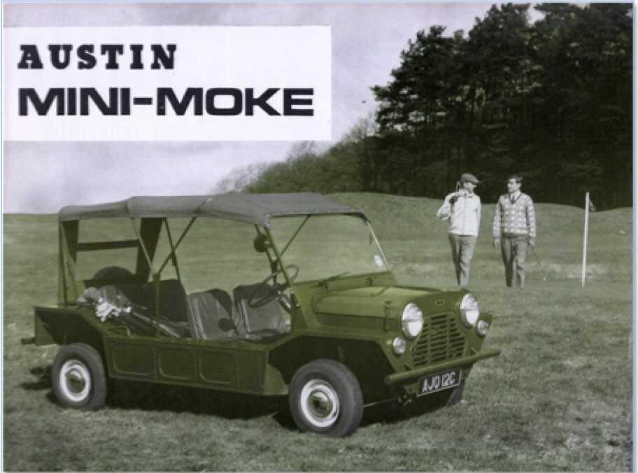 The History Of the Mini Moke