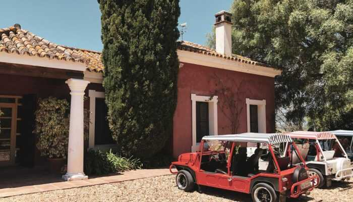 Hire a car in Sotogrande Spain