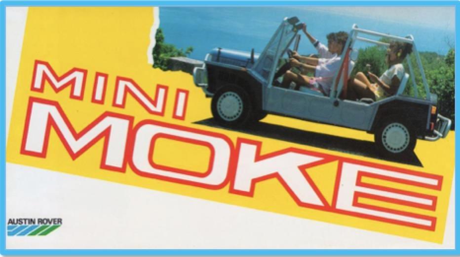 Historia del Mini Moke