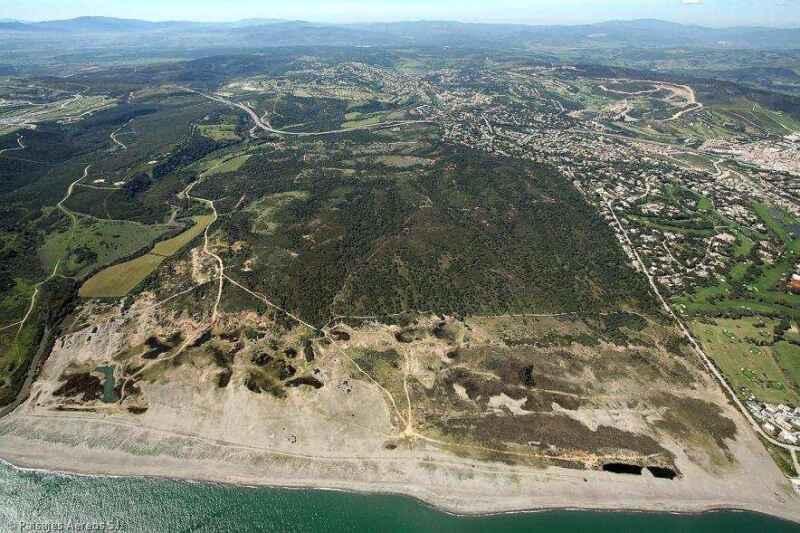 Sotogrande Spain Top View
